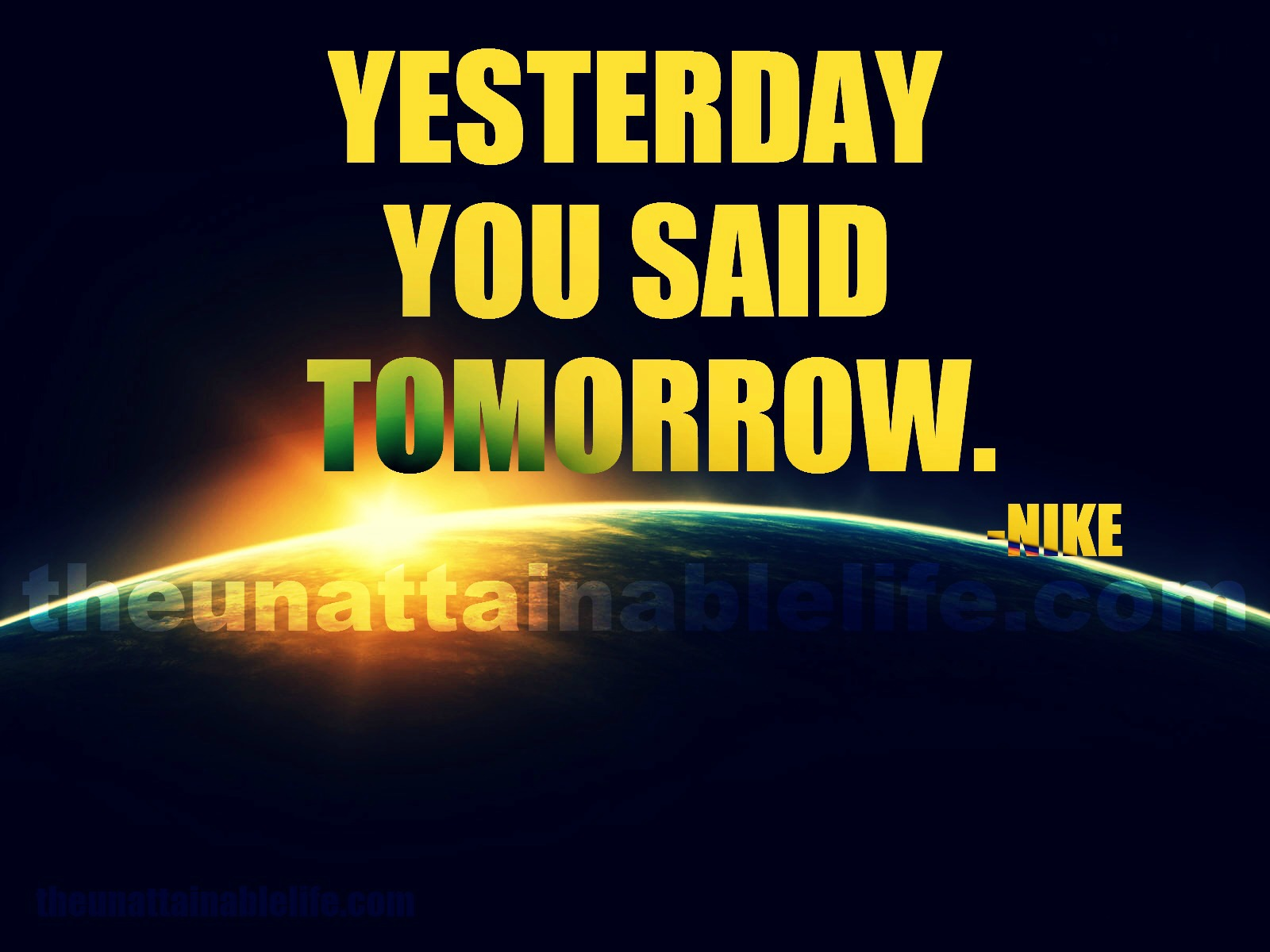 Life Nike Quote Photo Online Store Powered by Storenvy 1600x1200