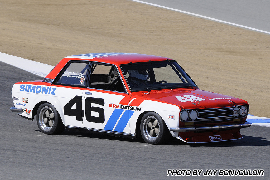 Datsun 510 Wallpaper 1024x683