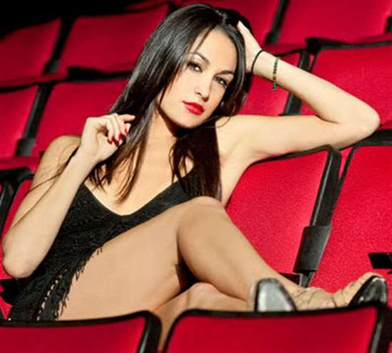 WWE Diva Brie Bella Sexiest Photo Collection   PhotosJunction 550x496