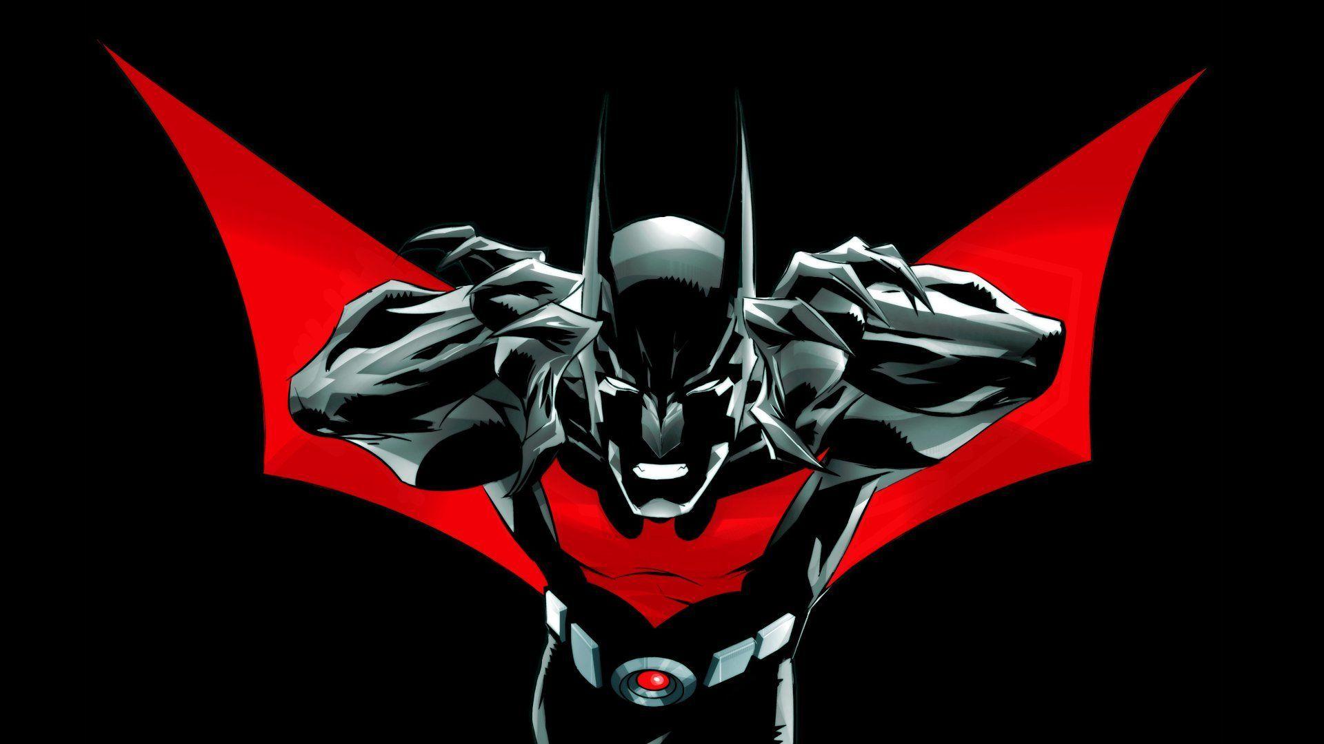 [47+] Batman Beyond Wallpaper HD on WallpaperSafari