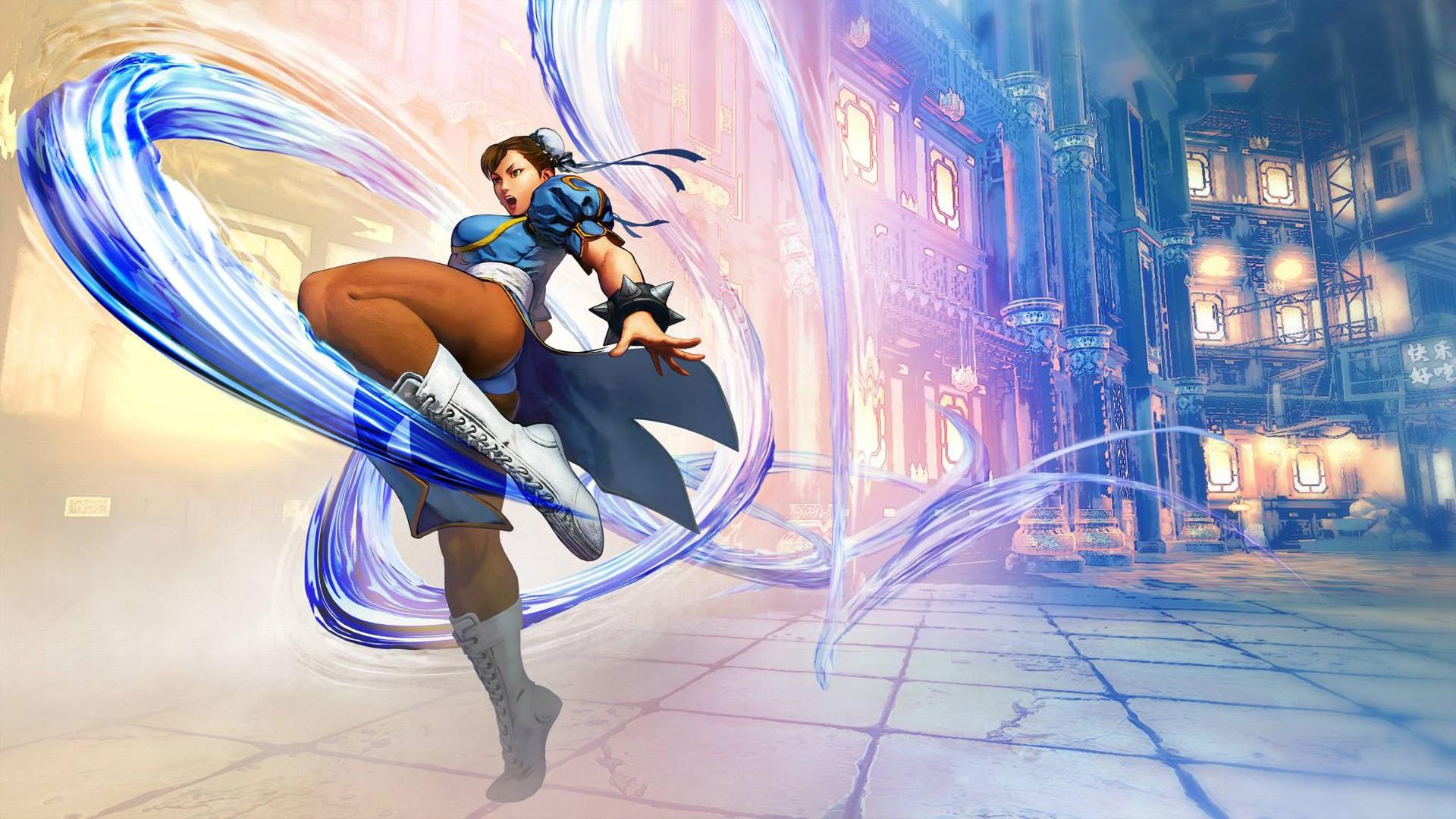 45+] Street Fighter Live Wallpaper on