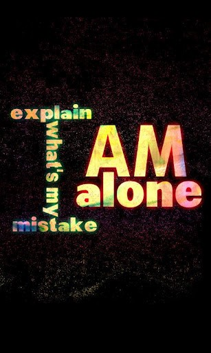 Download I Am Alone 3D Live Wallpaper for Android   Appszoom 307x512