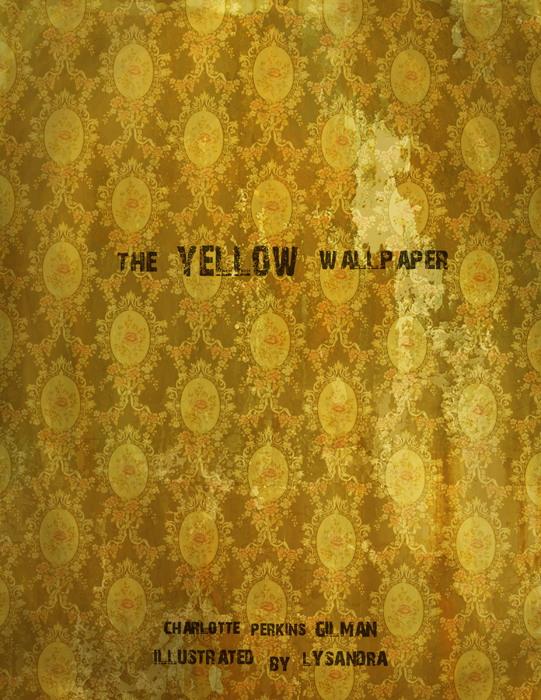 a yellow wallpaper summary wallpapersafari