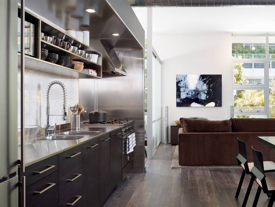 masculine loft decor ideas island OLPOS Design 876x660