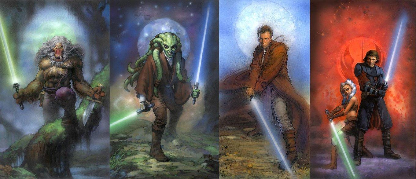 Star Wars Jedi Wallpaper wallpaper wallpaper hd background desktop 1361x586