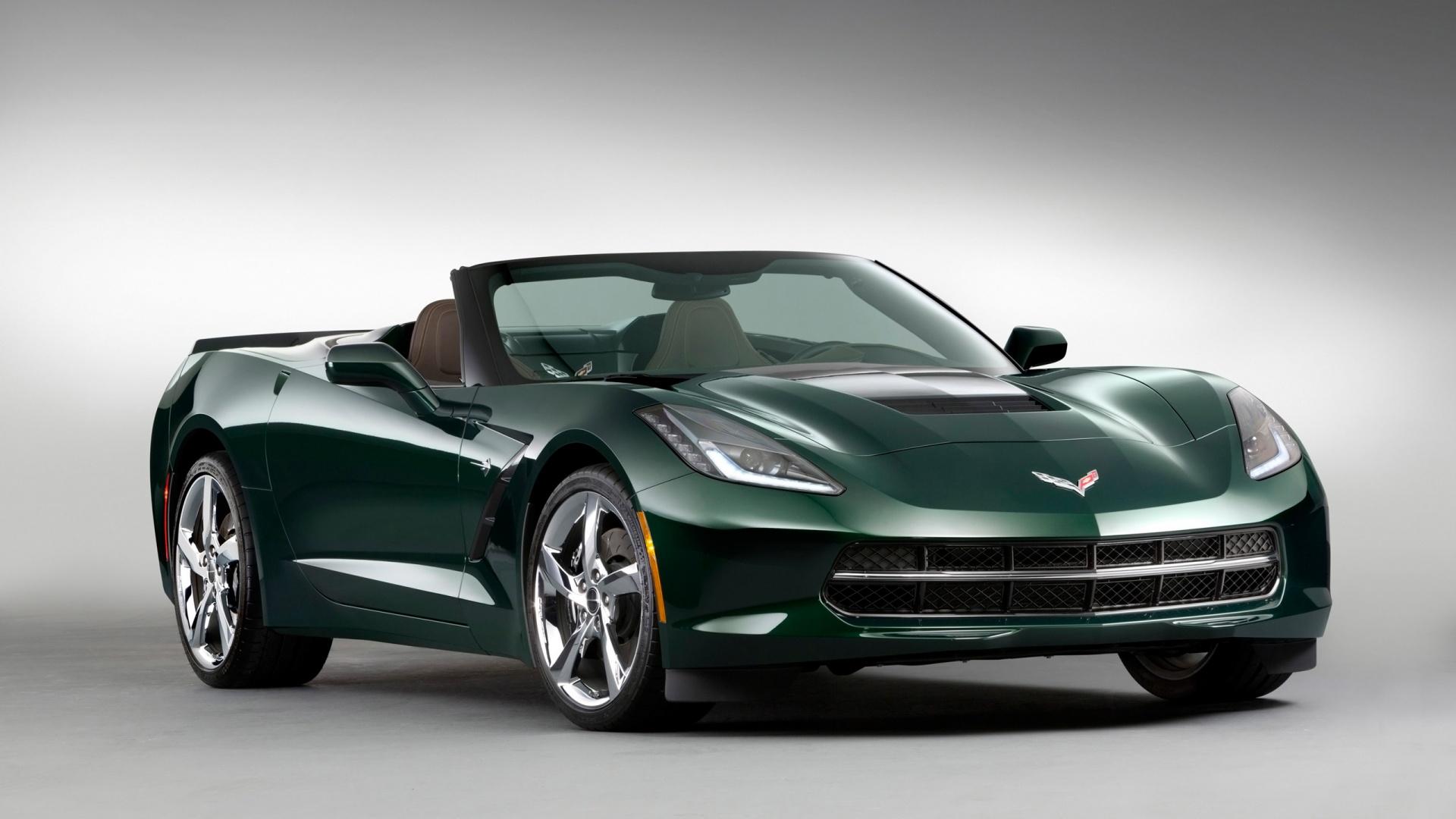 2014 corvette stingray premiere edition convertible wallpaper hd car