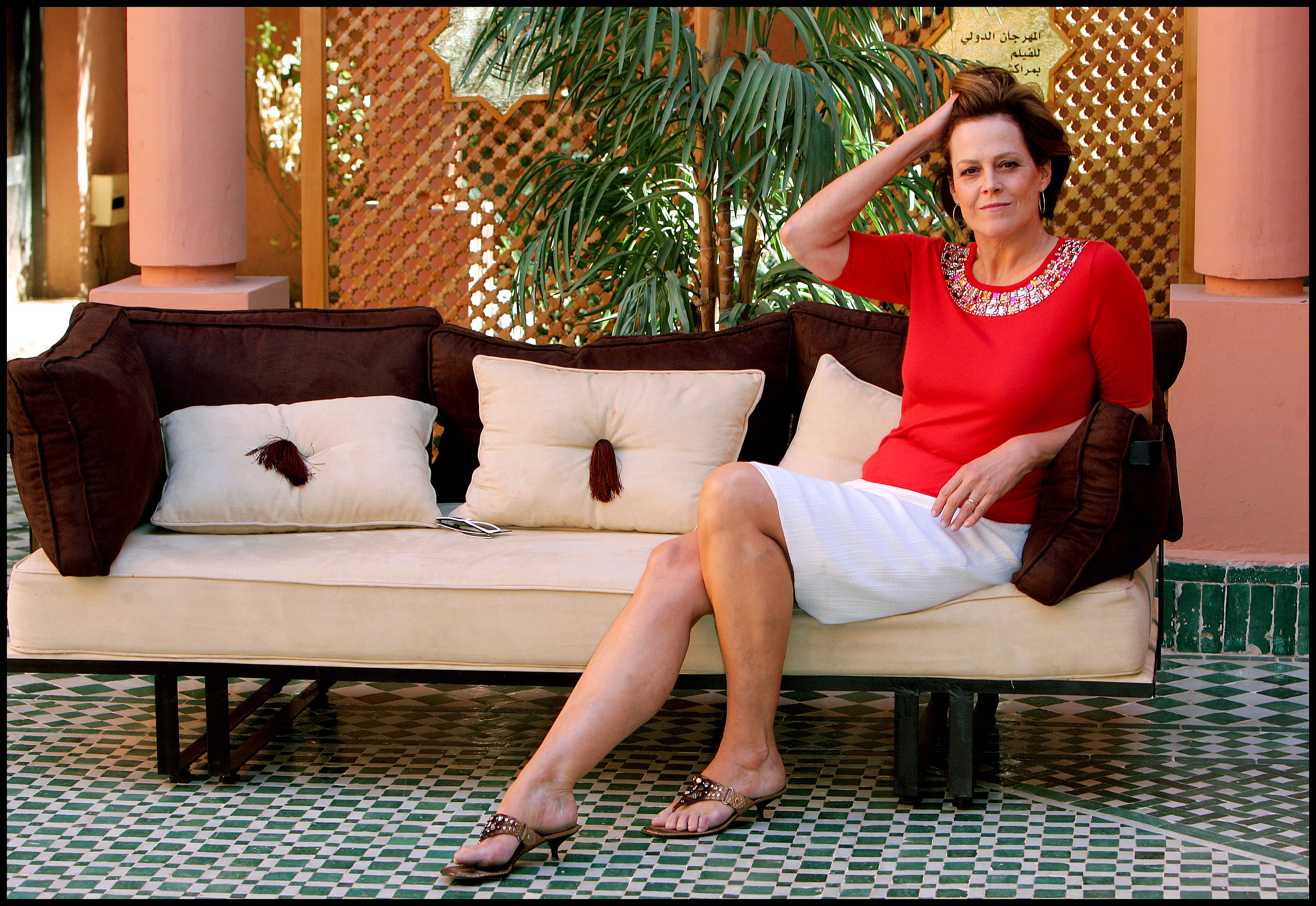 Feet Sigourney Weaver nude (33 foto and video), Sexy, Paparazzi, Twitter, braless 2006