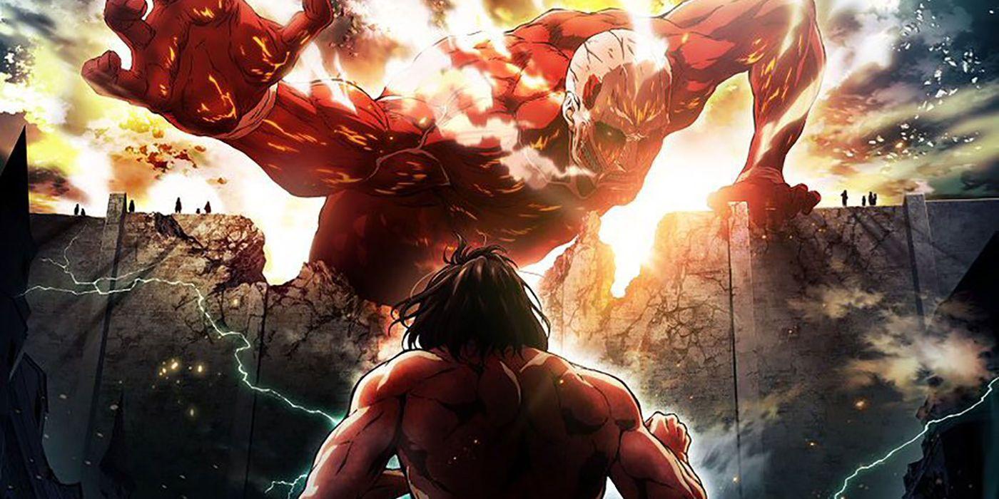 Titan 2 Attack on titan season 2 Attack on titan season 1400x700