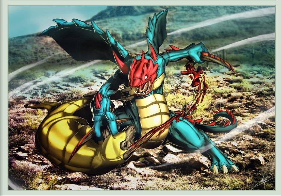 Druddigon vs Haxorus   Imgur 931x650