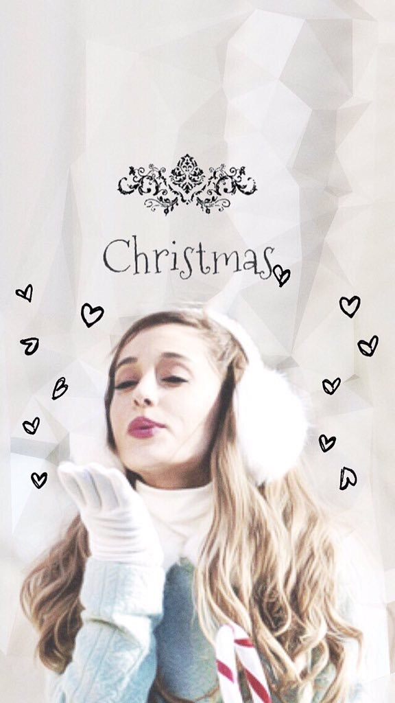 Christmas Ari shared by kiondra on We Heart It 576x1024