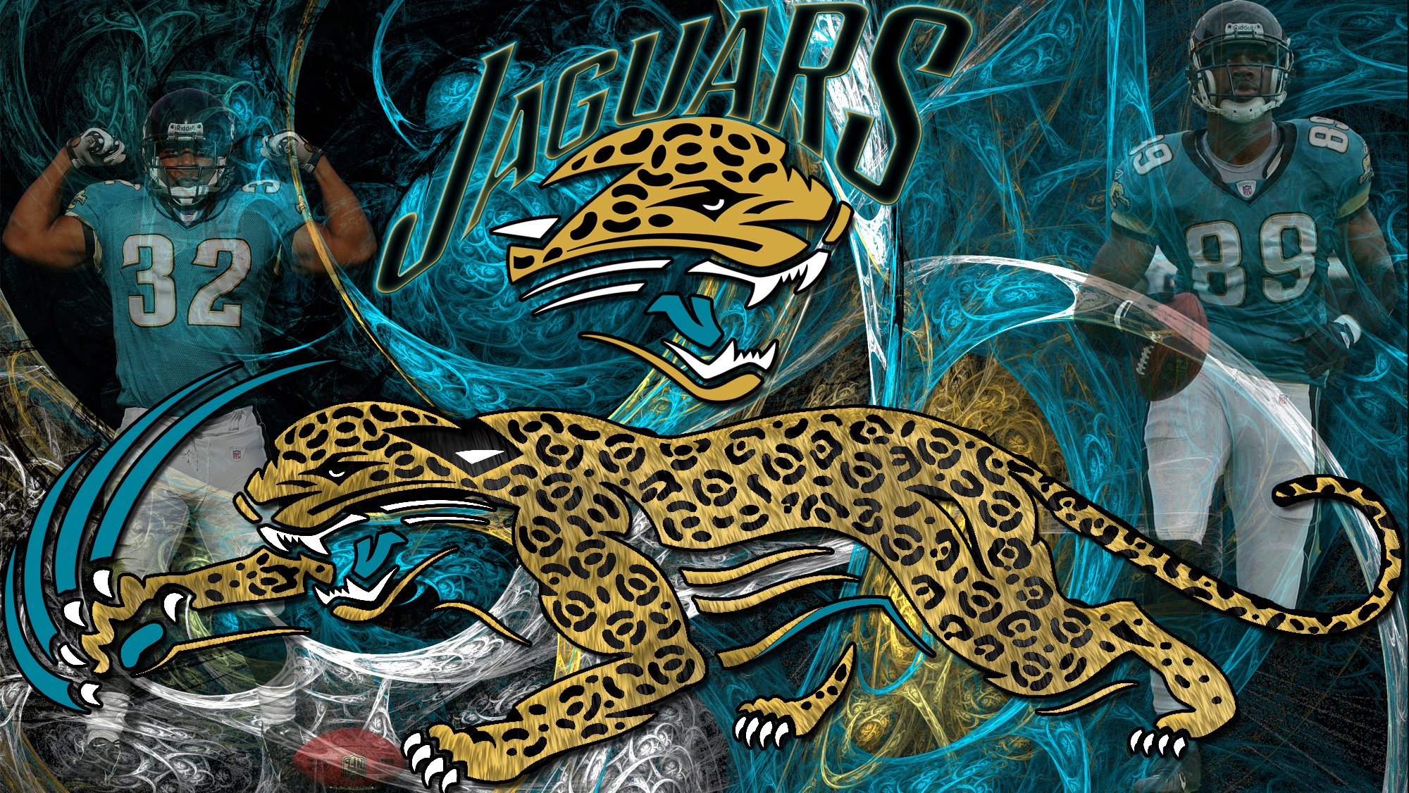 JACKSONVILLE JAGUARS nfl football h wallpaper background 2000x1126