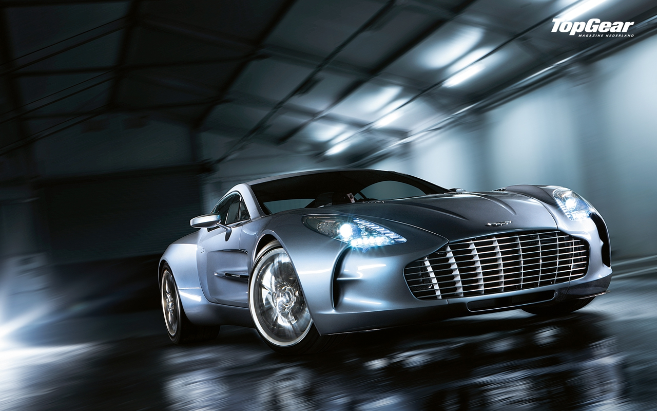 Aston Martin One 77 Wallpaper 1280x800 1 1280x800