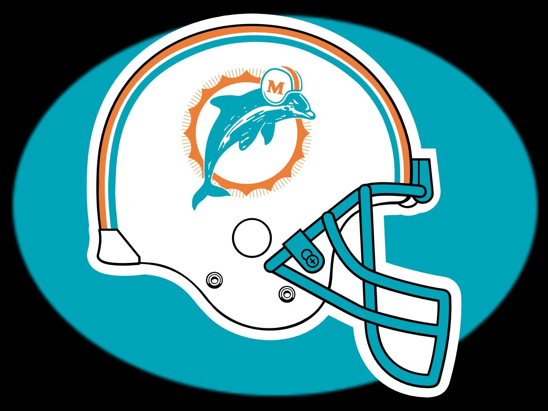 Miami Dolphins Helmet 1365x1024
