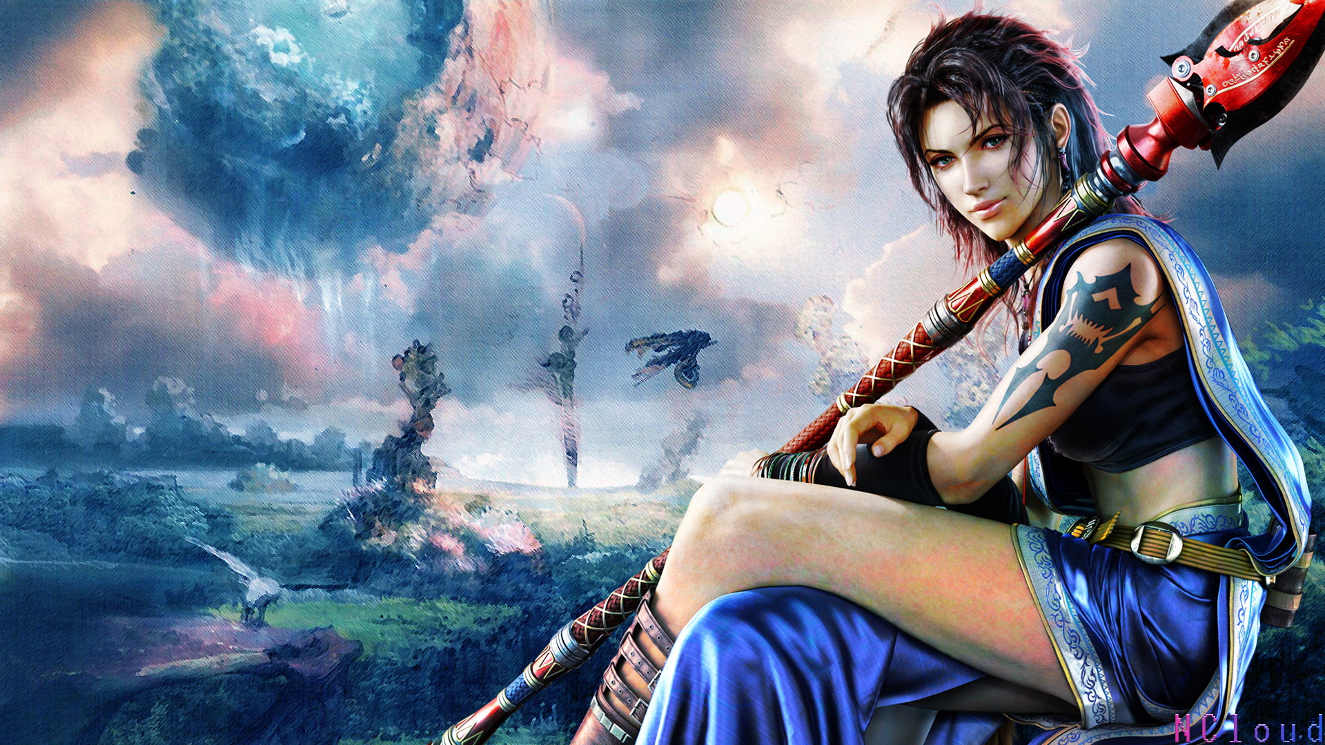 Final Fantasy Game Wallpaper HD wallpapers   Final Fantasy Game 1920x1080