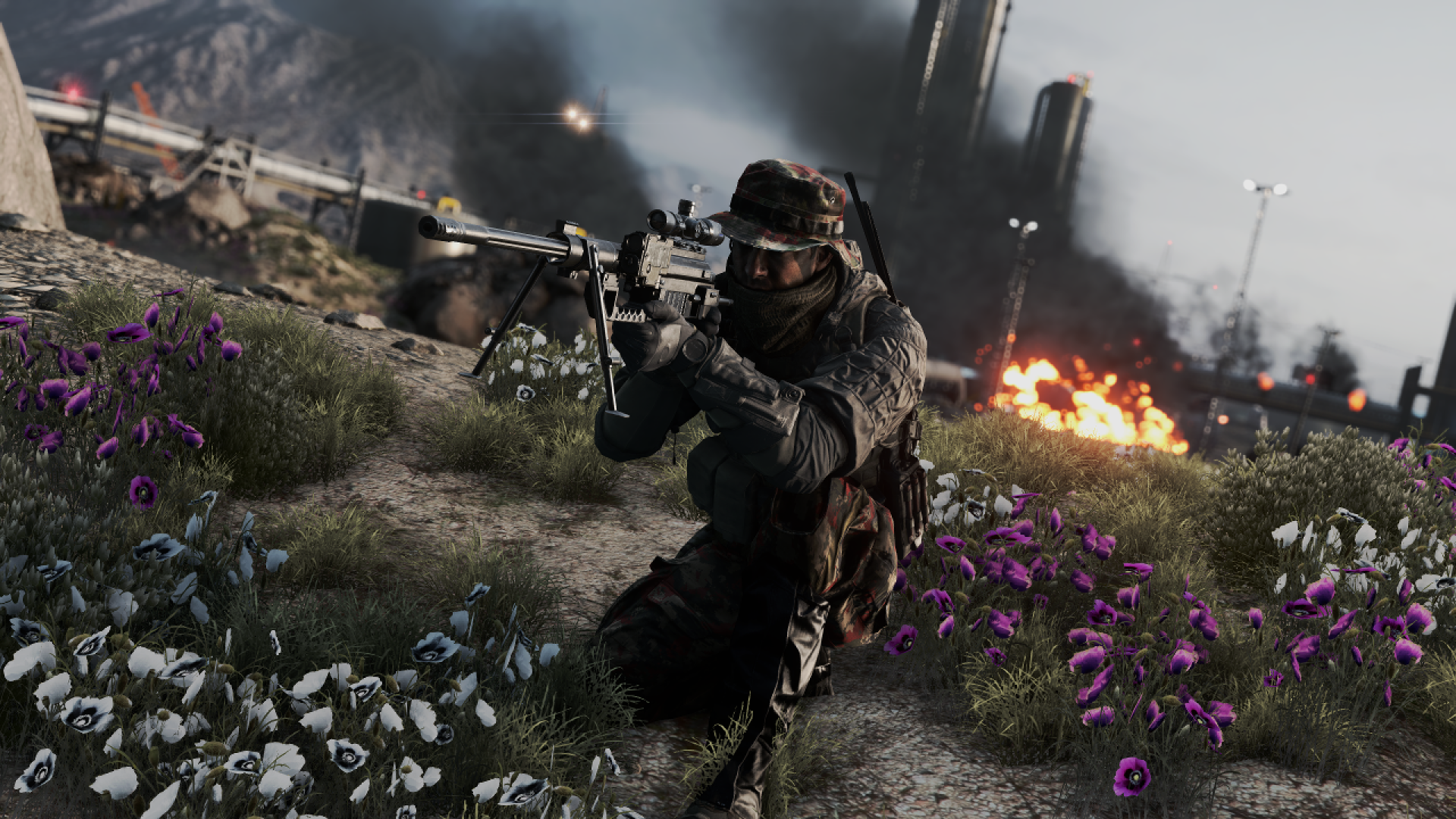 WALLPAPERS BF4 1920x1080
