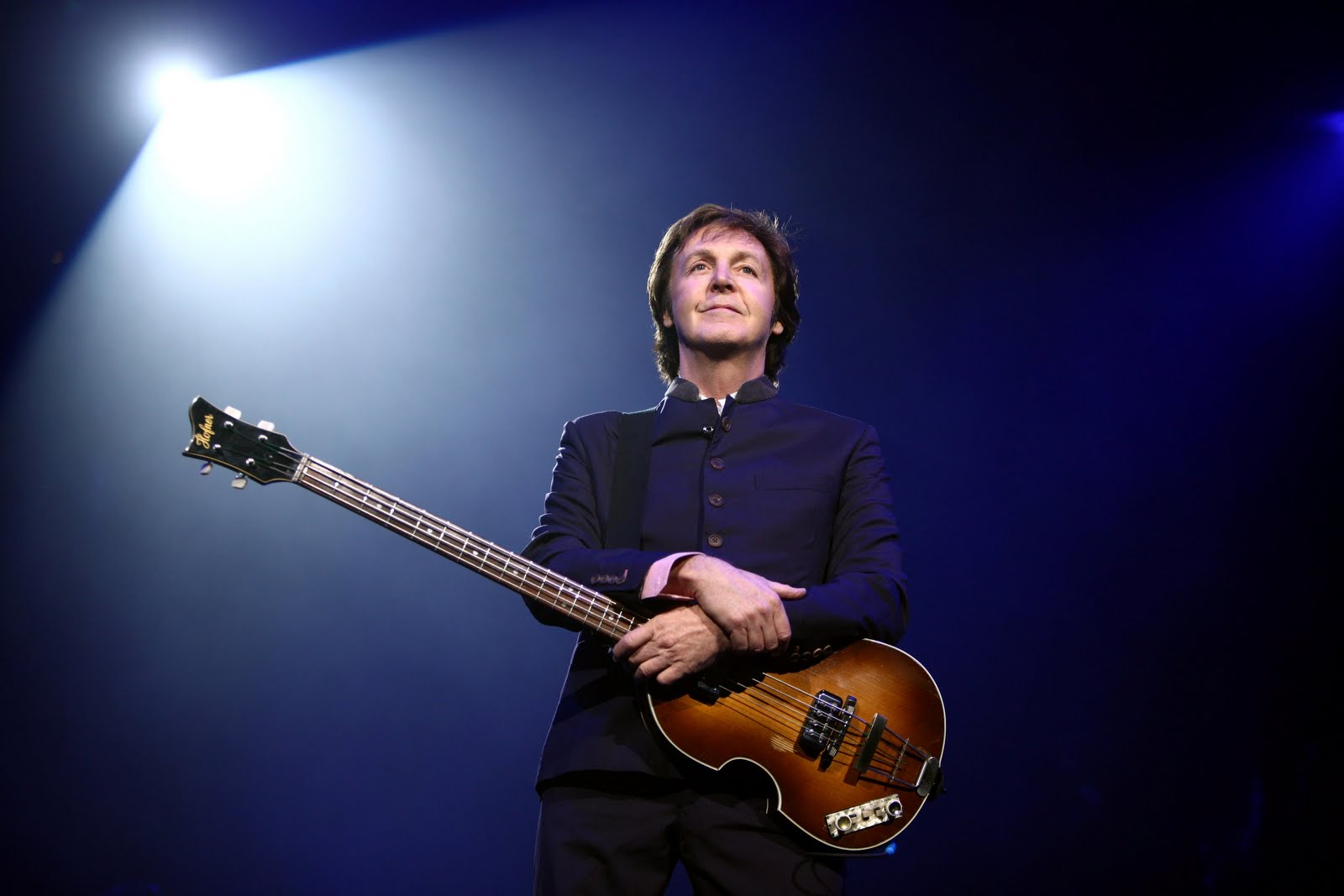 Paul McCartney 69M likes Page administered by MPL