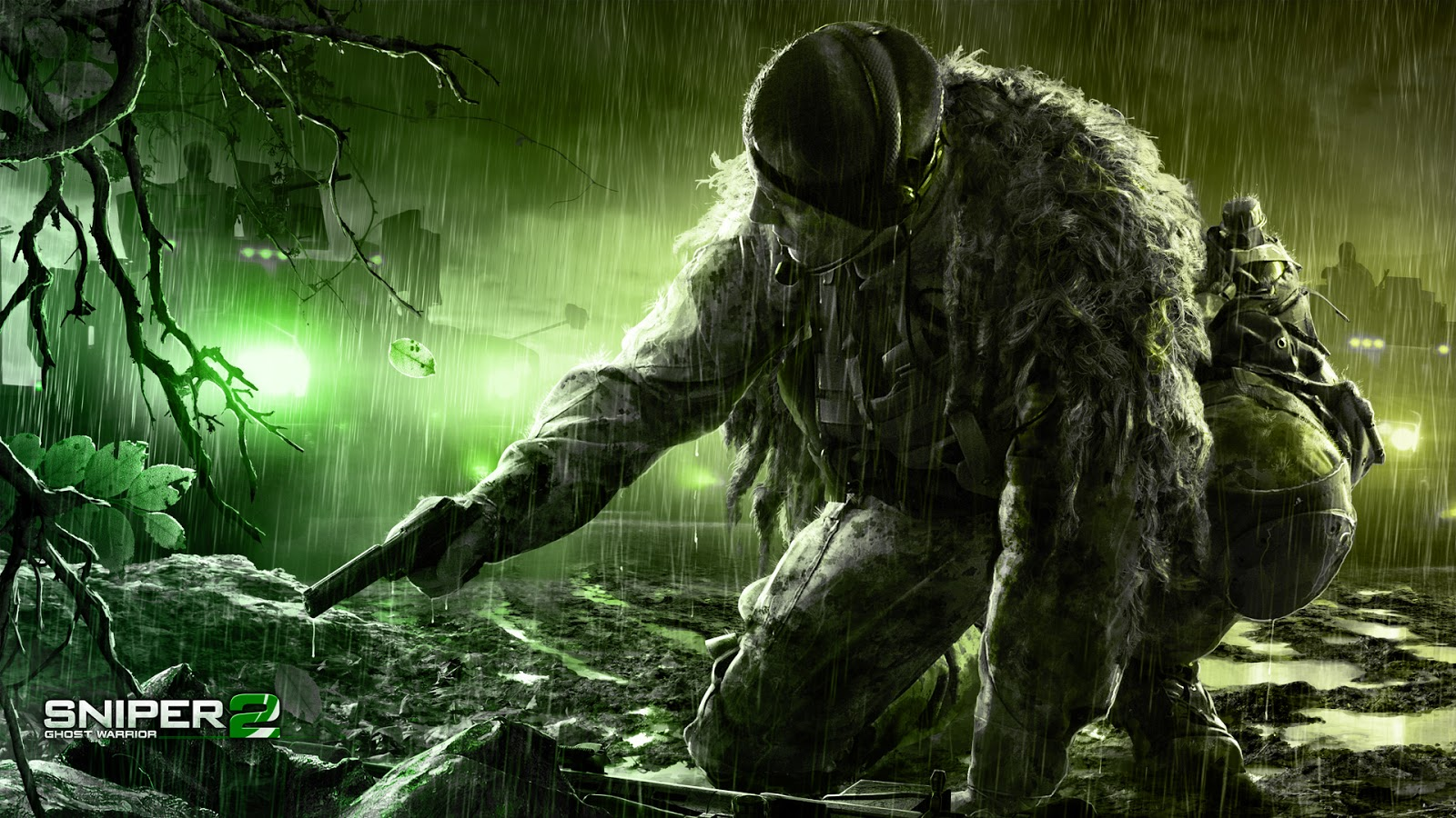 HD WALLPAPERS Sniper Ghost Warrior 2 HD wallpapers 1600x900
