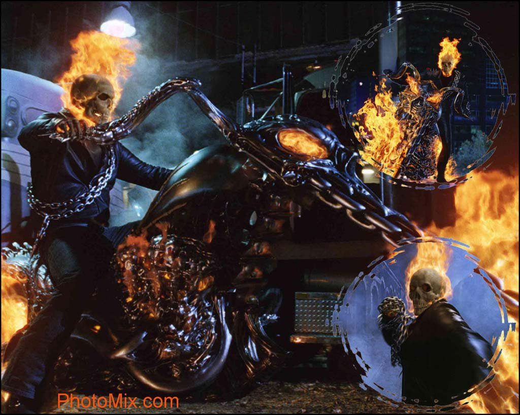 Pics Photos   Ghost Rider Bike Ghost Rider Bike Wallpapers 1024x819