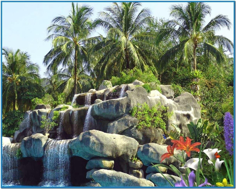 waterfall wallpaper screensaver   wwwhigh definition wallpapercom 1214x968