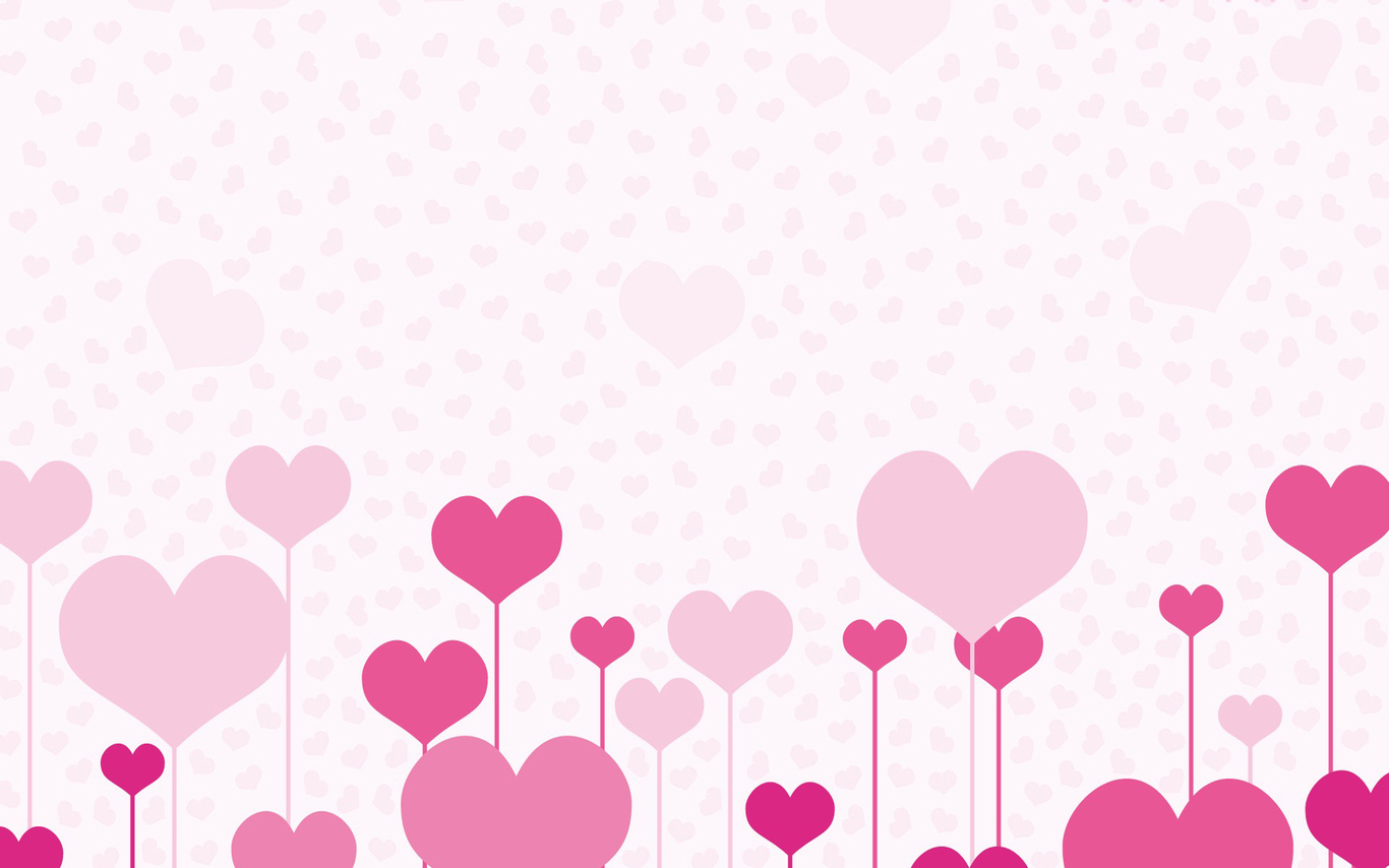 Cute Love Backgrounds 2 Background Wallpaper   Hdlovewallcom 1366x854