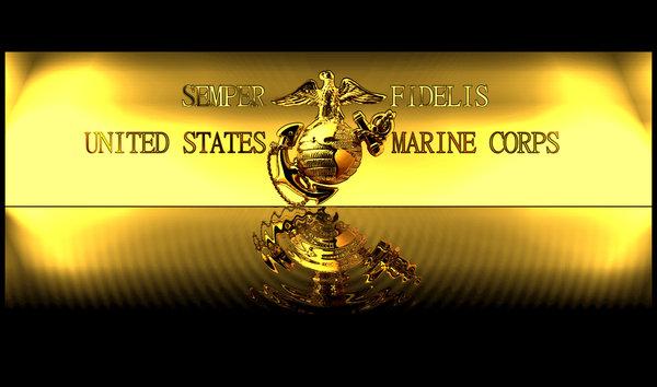 Usmc Sniper Logo Wallpaper Usmc Desktop Wallpaper...