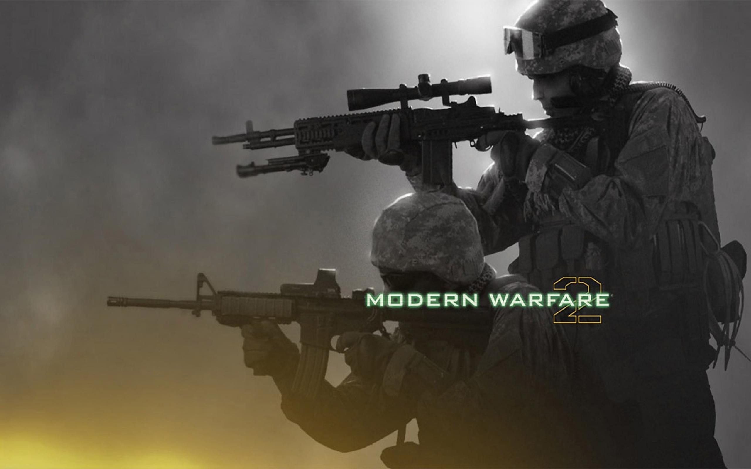 2560x1600px modern warfare 2 wallpaper hd - wallpapersafari