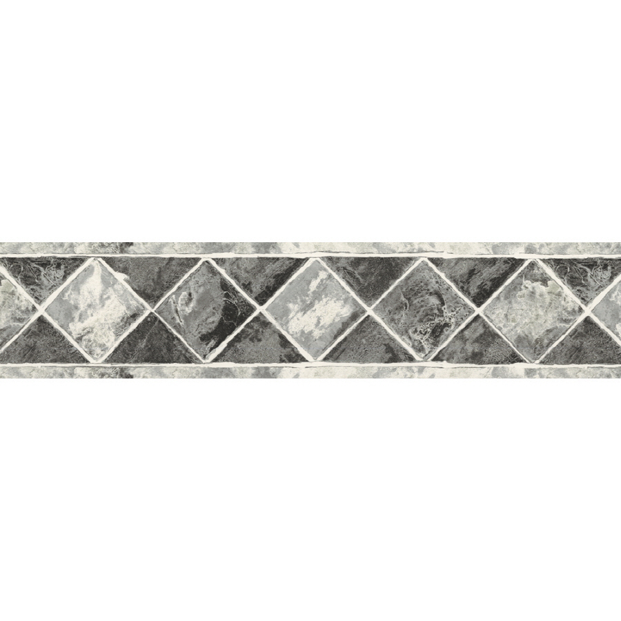 Black And White Style Prepasted Wallpaper Border at Lowescom 900x900
