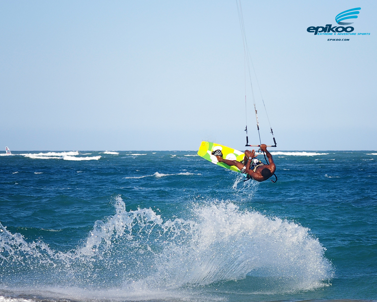 Kiteboarding Wallpaper 1280x1024