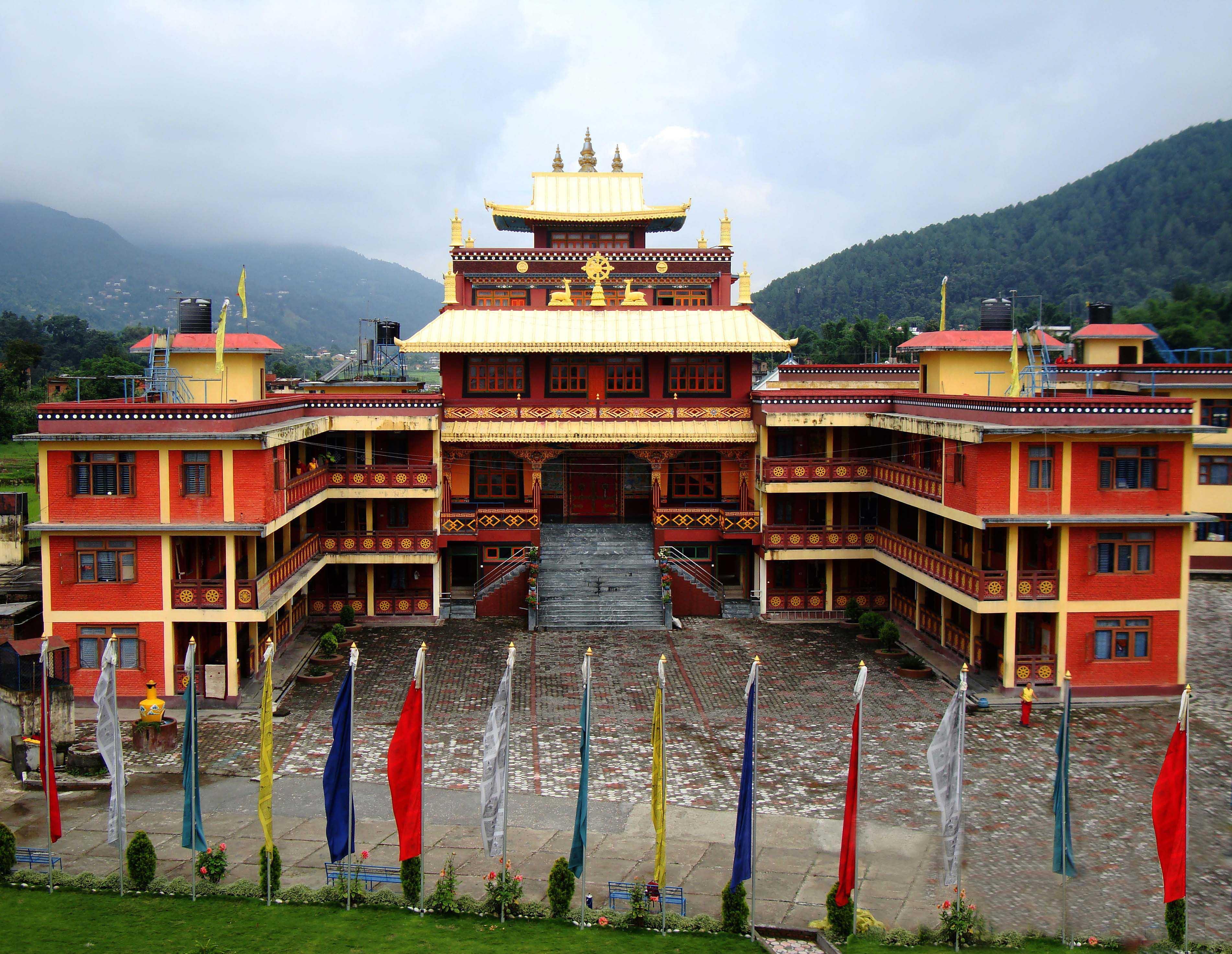Thrangu Tara Abbey 3803x2946
