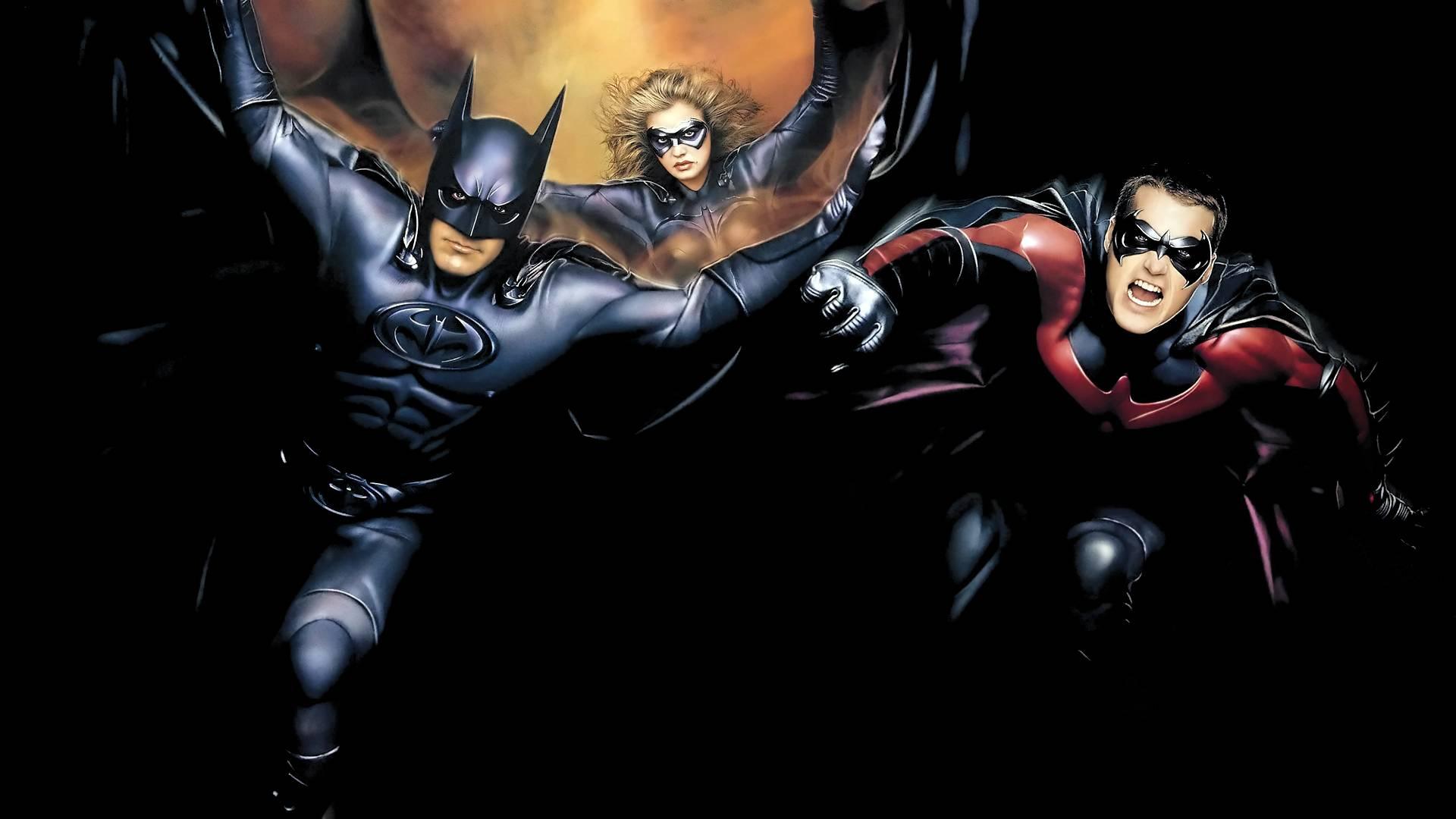 Batman Robin Wallpaper Wallpaper for Batman Robin Batman 1920x1080