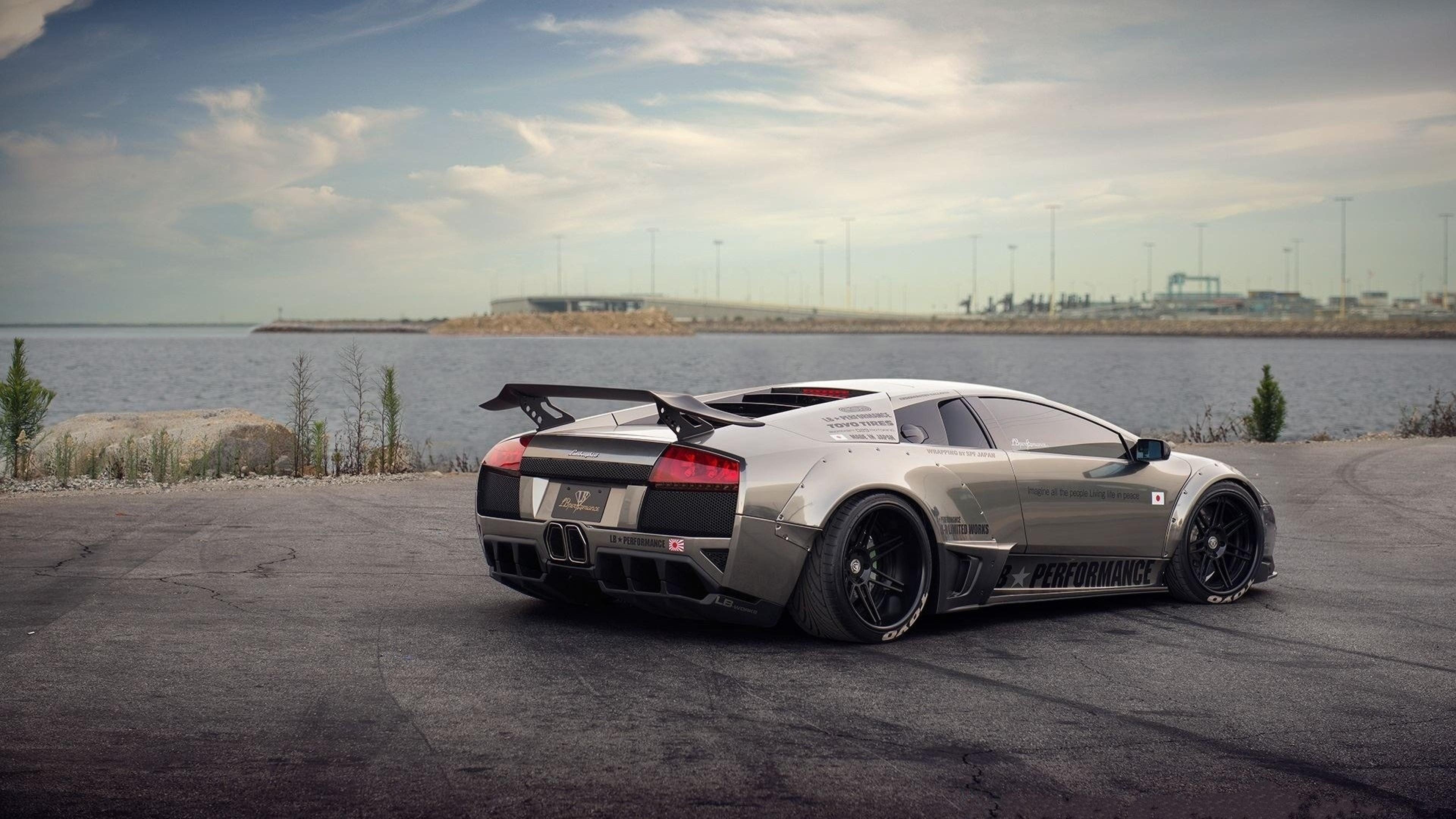 Exotic Car Wallpaper Ford