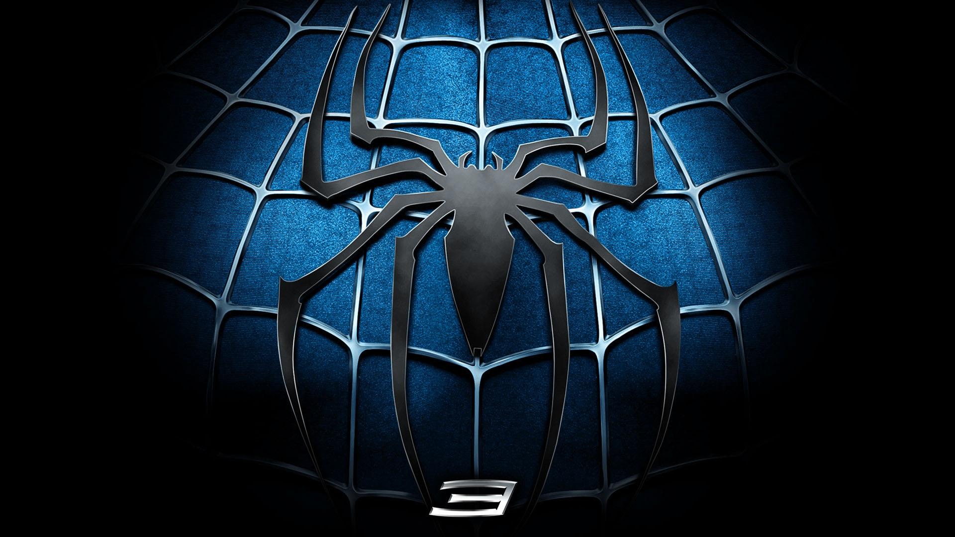 spiderman 3 logo wallpaper hd wallpaper 1920x1080