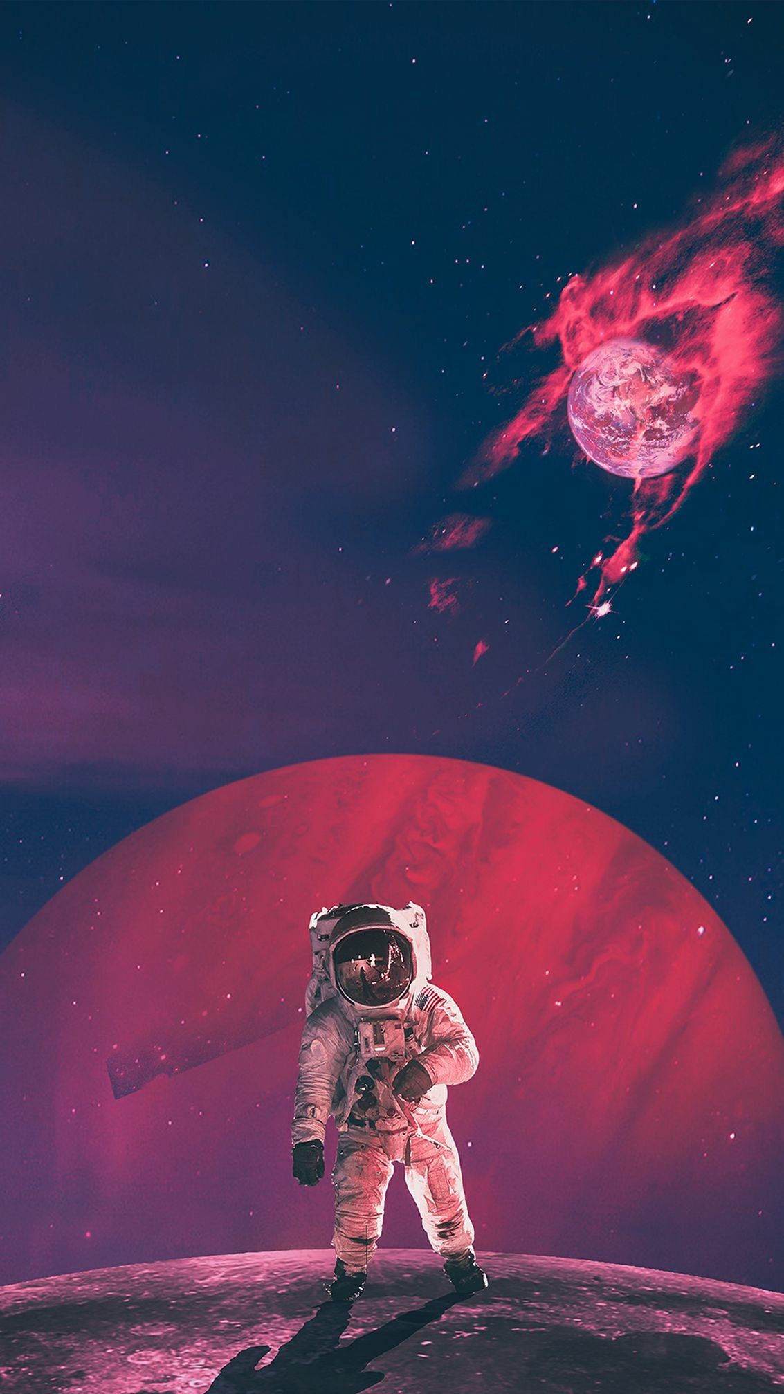 Pin by Ashley Castillo on Trending Space iphone wallpaper 1133x2015