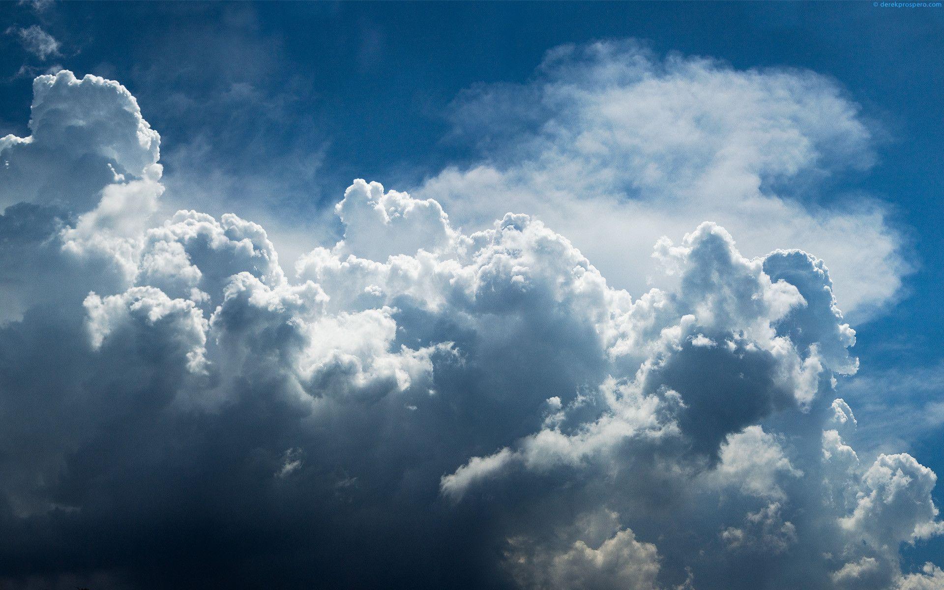 Cloud Desktop Backgrounds 1920x1200