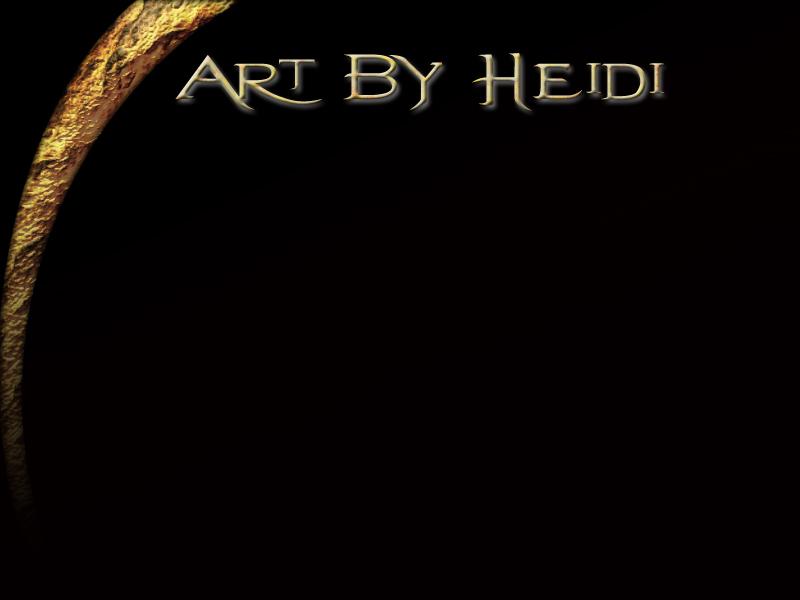 Art by Heidi   Welcome to ArtbyHeidicom 800x600