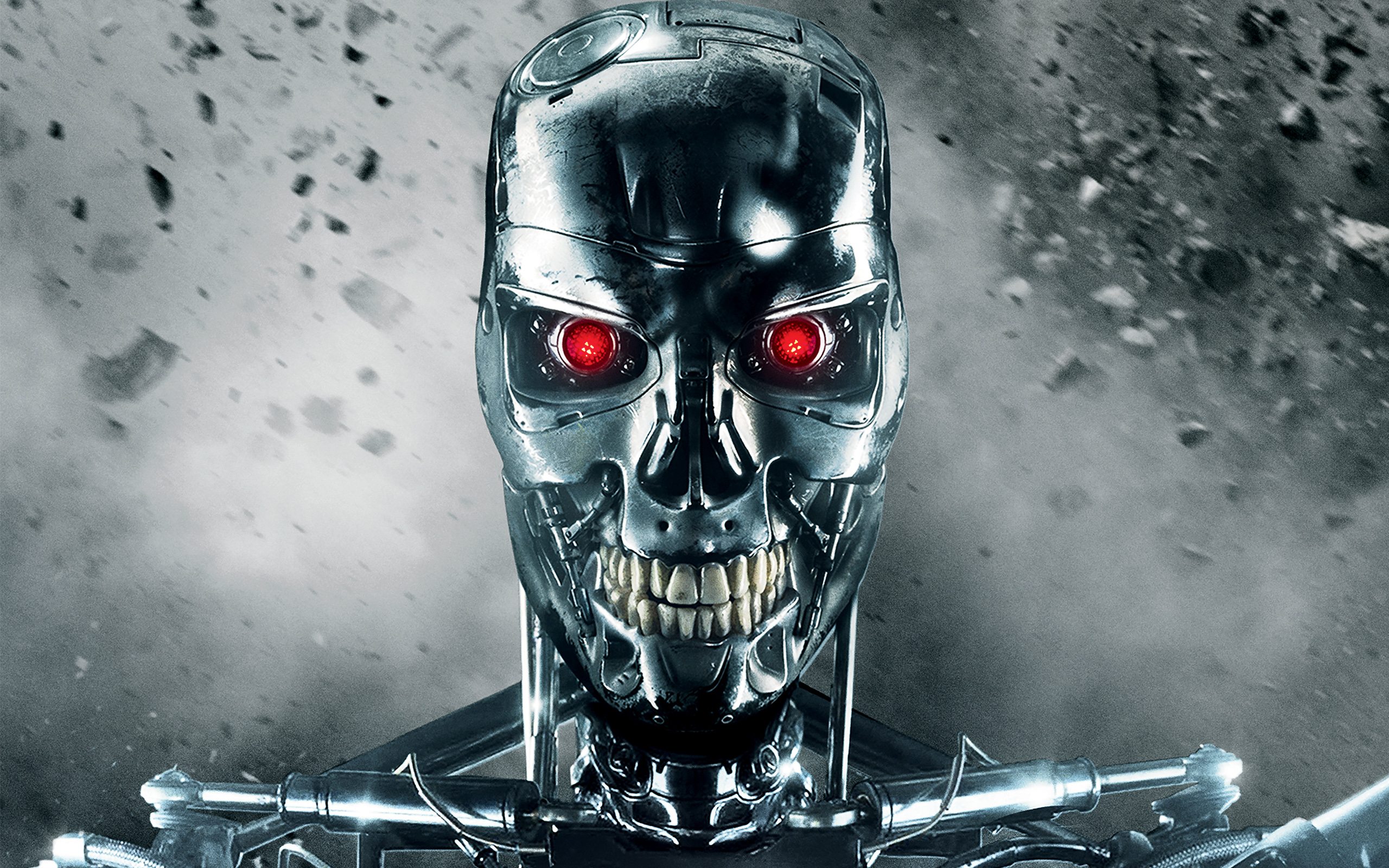 Terminator Genisys HD Wallpaper Background Image 2560x1600 2560x1600