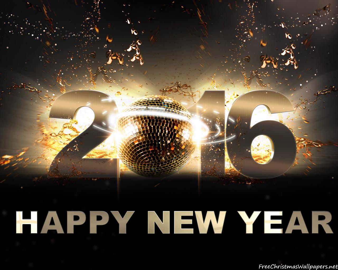 Download 2016 Happy New Year 1600x1200 1920x1080 1920x1200 1280x1024