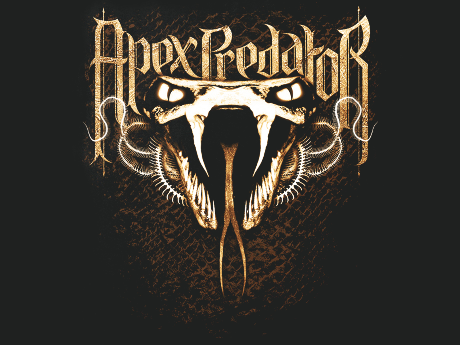 Randy Orton Apex Predator Logo Nerdoms for Christmas 1600x1200