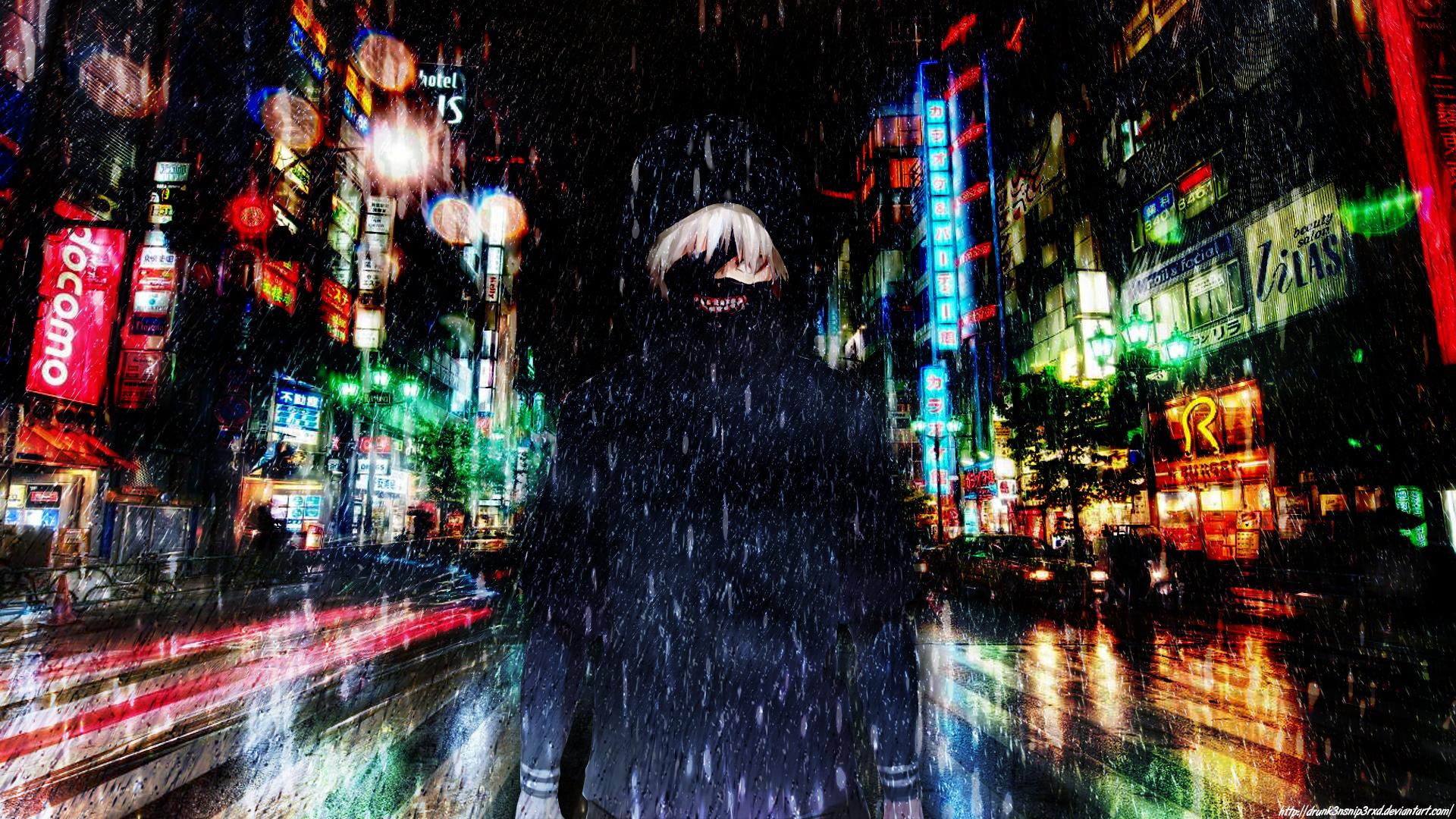 Tokyo ghoul wallpaper wallpapersafari - Tokyo anime wallpaper ...