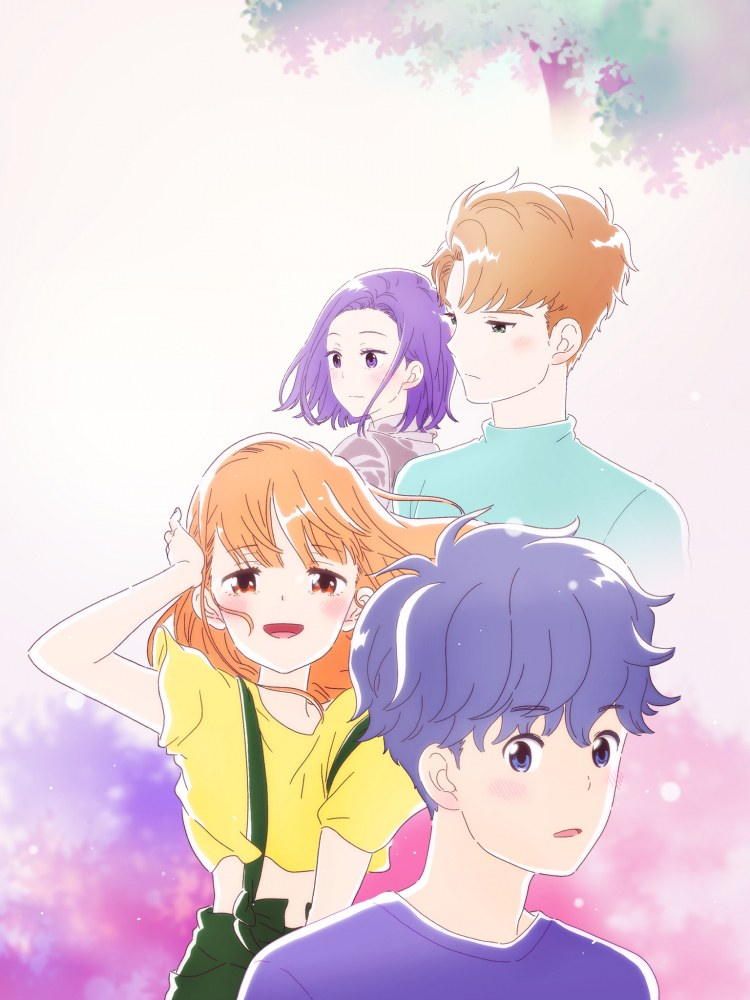 A Day Before Us Wallpaper   Anime Wallpapers 750x1000