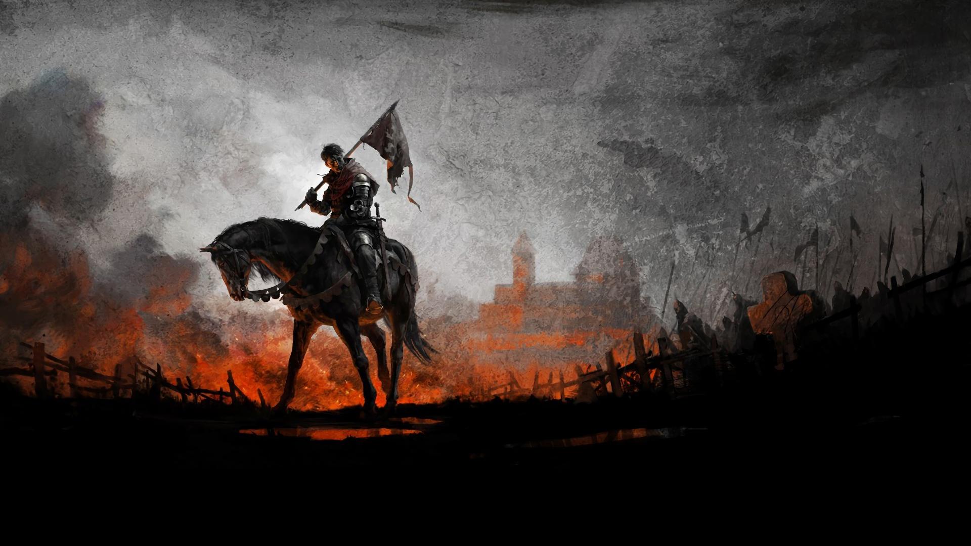 Kingdom Come Deliverance 4K 8K HD Wallpaper 1920x1080