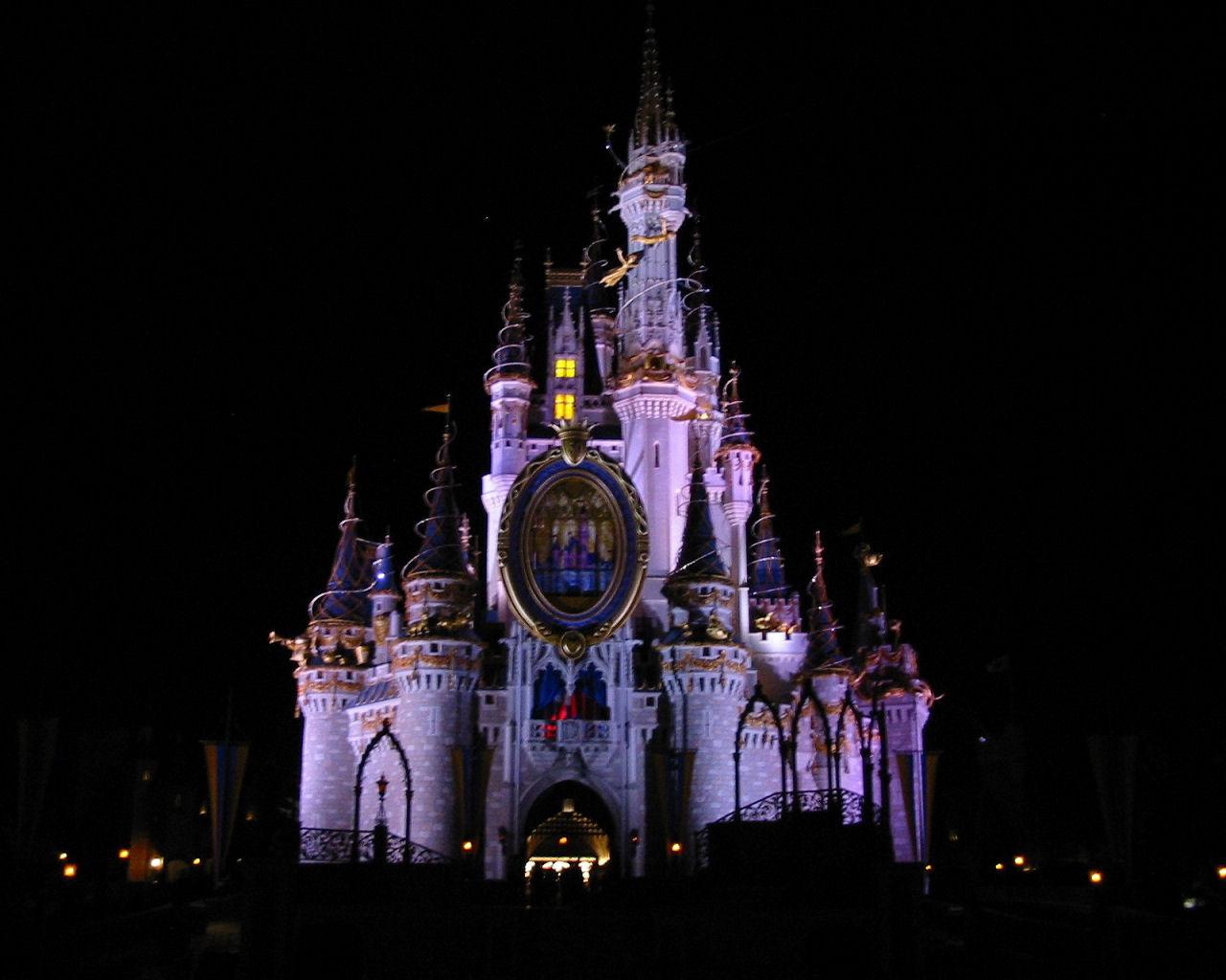 Magic Kingdom Desktop Wallpaper 1280x1024