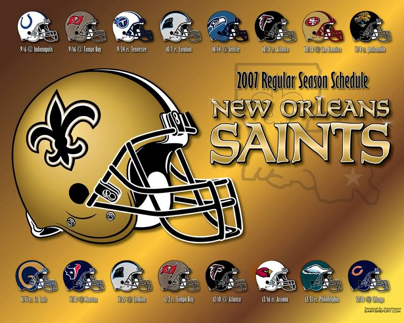 SaintsLSU wallpapers   New Orleans Saints   Saints Report   Message 800x640