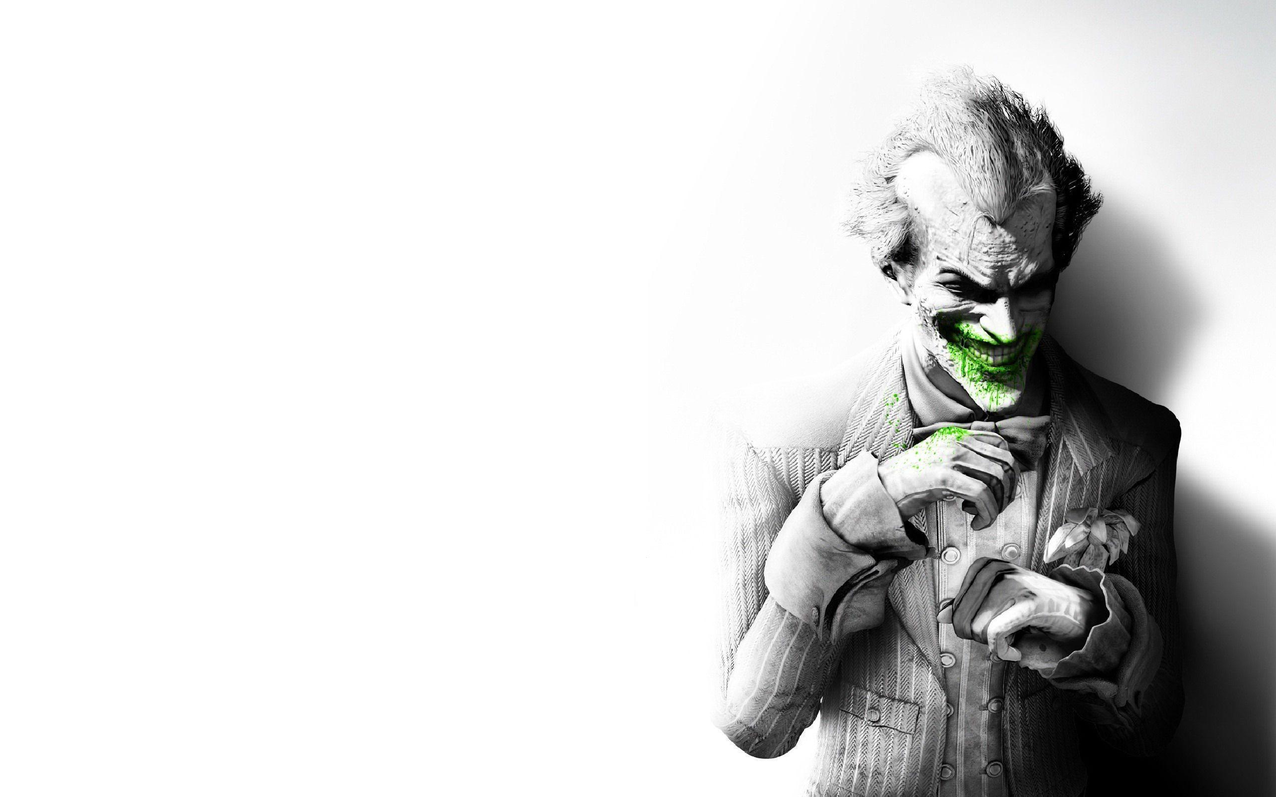 Joker HD Wallpapers 2560x1600