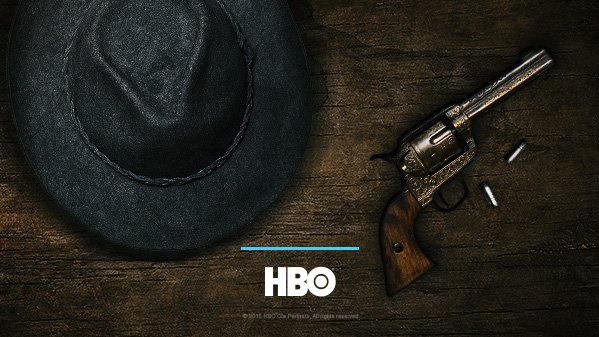 PHOTO HBOs Westworld Teases the Man in Black With 599x337