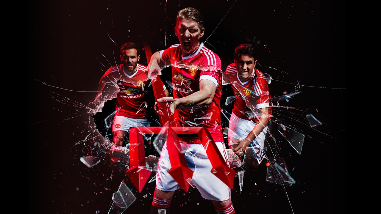 adidas reveal the new Manchester United home kit for 2015 1280x720