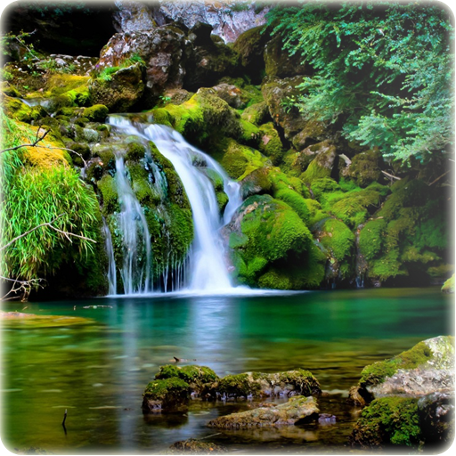 3D Waterfall Wallpaper Amazoncouk Appstore for Android 512x512