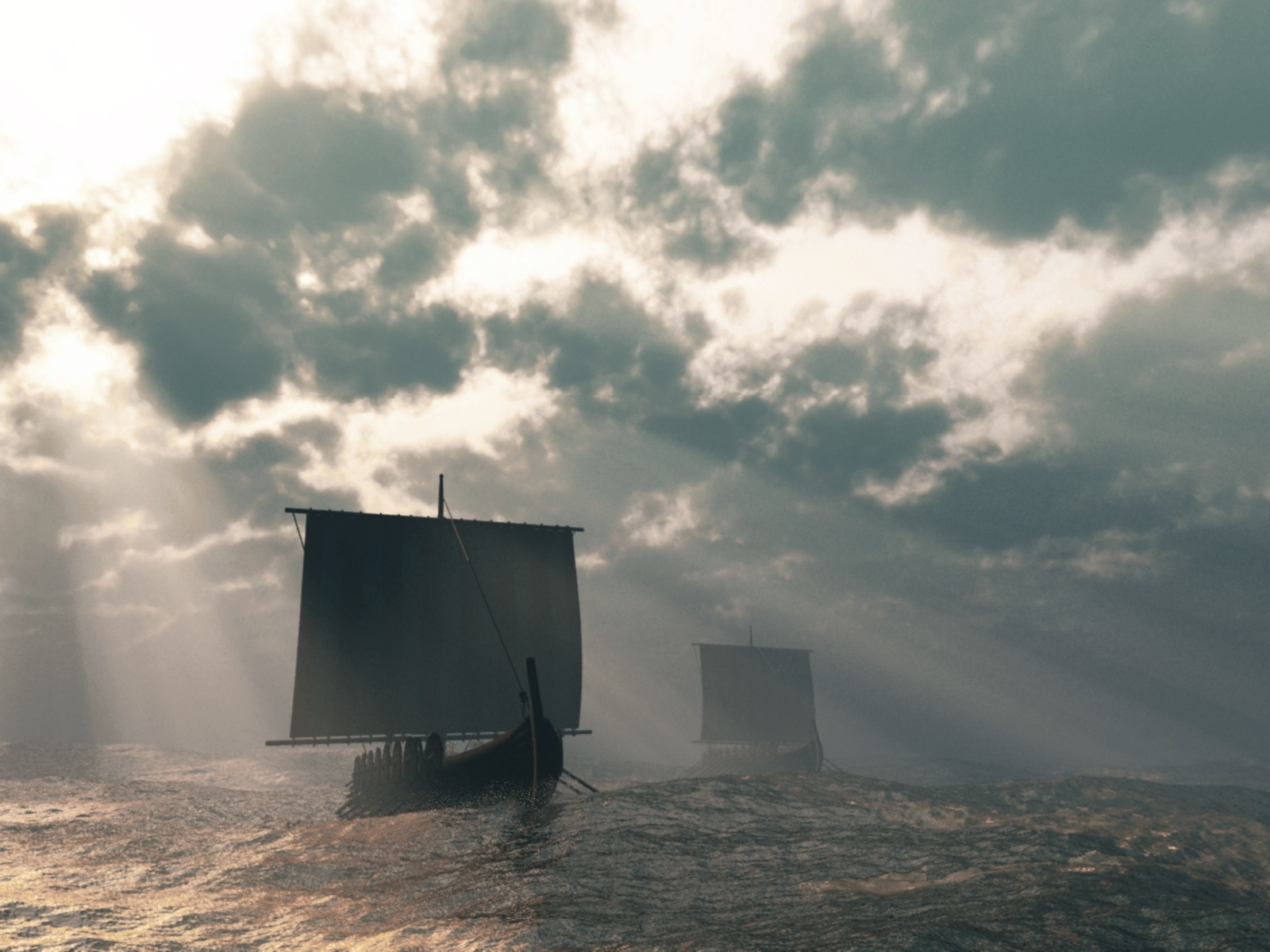 Viking Boats wallpapers and images   wallpapers pictures photos 1600x1200