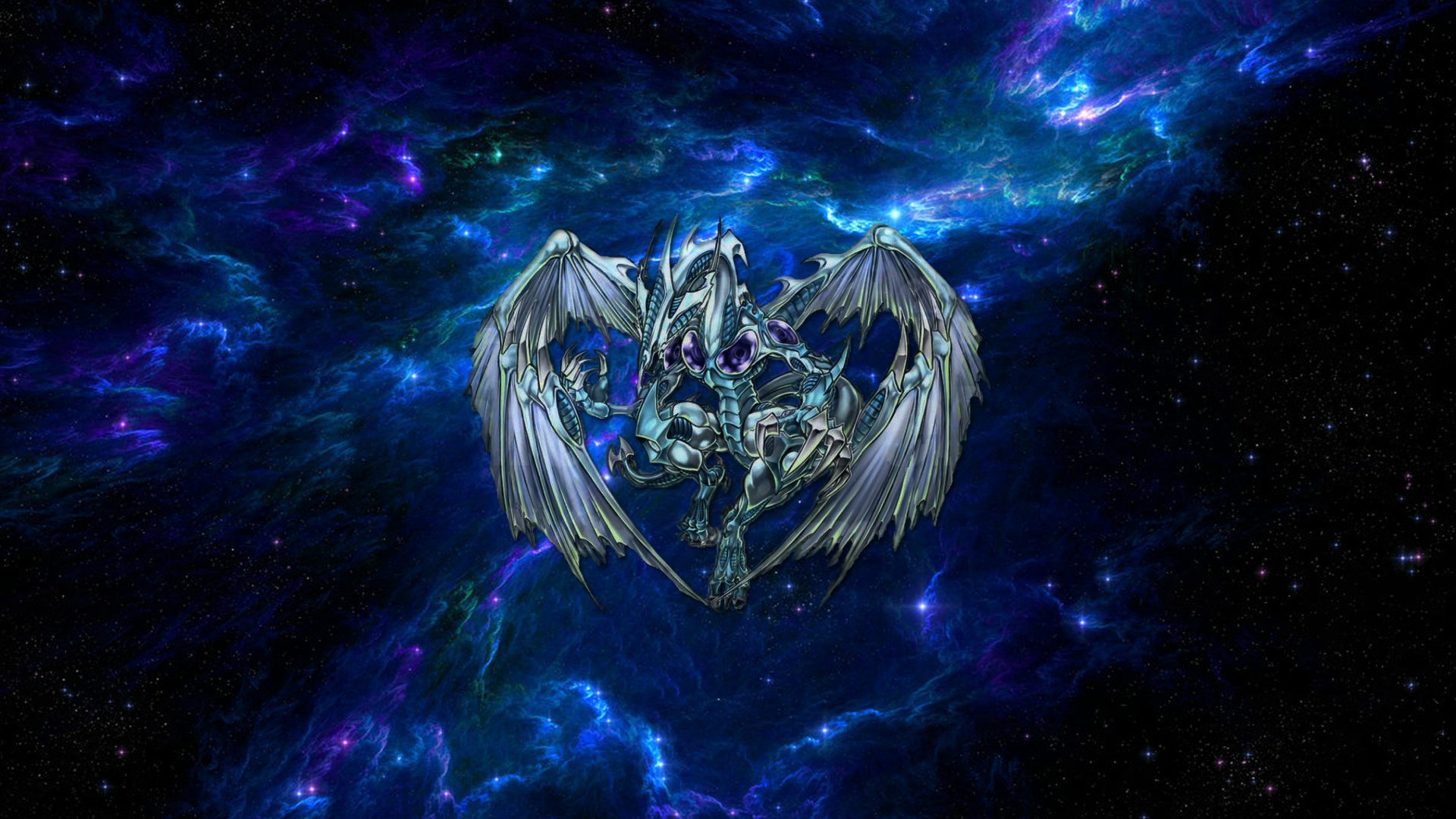 Stardust Dragon Wallpaper Wallpapersafari