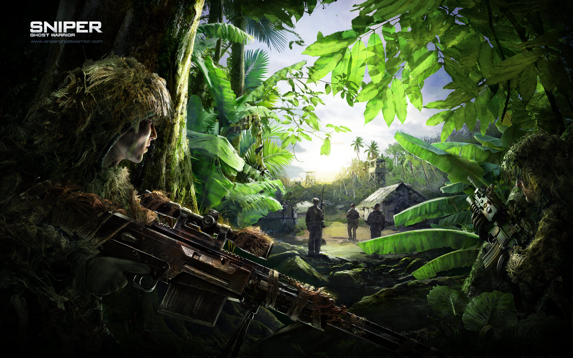 Sniper Ghost Warrior Wallpapers HD Wallpapers 1920x1200